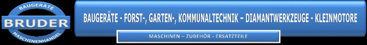 Bruder Baugeräte-Logo