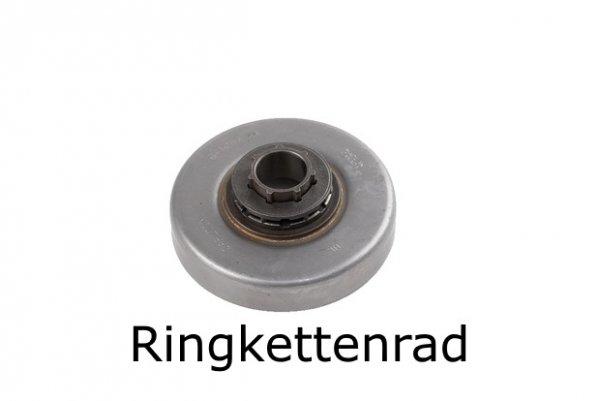 Kettenrad mit Nadellager passend für Husqvarna 351 353 mit  7Z 3,25T